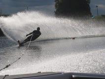 slalom Royaltyfri Bild