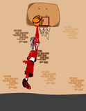 Slam Dunk Stock Images