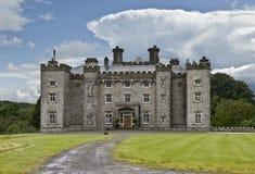 Slane城堡 库存图片