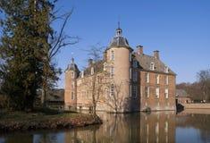 Slangenburg castle near Doetinchem. Castle Slangenburg near Doetinchem in the Dutch region Achterhoek Stock Photo