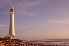 Slangkop Lighthouse. Royalty Free Stock Images