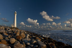 Slangkop Lighthouse Royalty Free Stock Images
