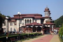 Beautiful Slanic Moldova Casino Royalty Free Stock Images