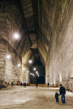 Slanic salt mine Royalty Free Stock Photography