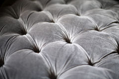 Slant focus sofa seat background. Stock Photography