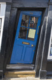 Slanted Door in Canterbury Stock Photos