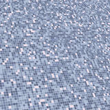Slanted grid of squares Royalty Free Stock Photography