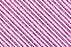 Slanted pink glittery lines Royalty Free Stock Photos