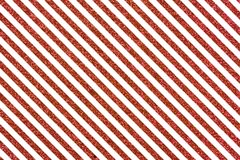 Slanted red glittery lines Royalty Free Stock Photography