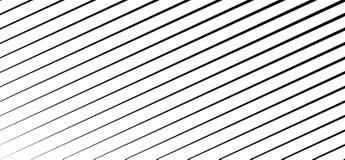 Slanting, oblique geometric pattern. Straight, parallel lines te Stock Images