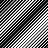 Slanting, oblique geometric pattern. Straight, parallel lines te Royalty Free Stock Image