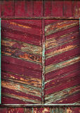 Slanting Old Shabby Wooden Planks. With cracked color Paint,texture Royalty Free Stock Photo