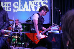 The Slants Stock Photography