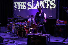 The Slants Stock Photos
