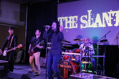 The Slants Royalty Free Stock Photos