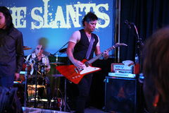 The Slants Stock Photo