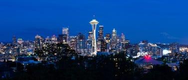 Slapeloos in Seattle Royalty-vrije Stock Foto's