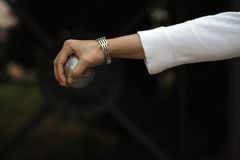 slapp petanque Royaltyfri Fotografi