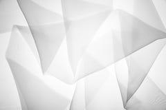 slapp textur för svart chiffon arkivfoto