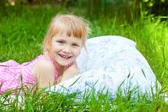 slappt gräs Royaltyfri Bild