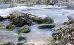 slappt vatten Royaltyfria Bilder