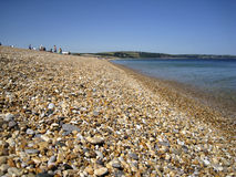 Slapton beach, Devon royalty free stock photos