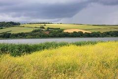 Slapton Ley, Devon Royalty Free Stock Photos