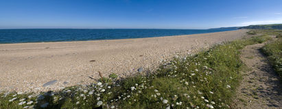 Slapton sands Stock Photography