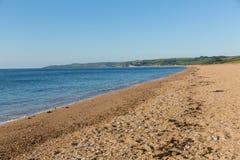 Slapton Sands Devon England Uk royalty free stock photography