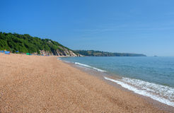 Slapton Sands, Devon Royalty Free Stock Photo