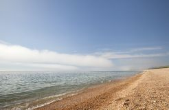 Slapton Sands, Devon Royalty Free Stock Image