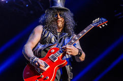 Slash (guitrarist/musician) Stock Photo