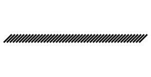Slash line  design footer modern border Royalty Free Stock Images
