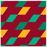 Slash oblique geometric seamless pattern. Design for print, fabric, textile. Seamless wallpaper Royalty Free Stock Image