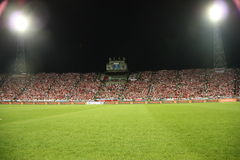 Slaski Stadion Lizenzfreie Stockfotos