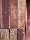 Slat ξύλινο σχέδιο Στοκ Φωτογραφία