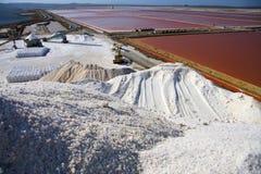 Slat ορυχείο Στοκ Φωτογραφία