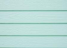 Slat blue color wood texture Stock Images