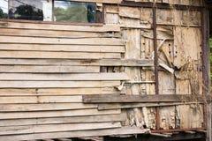 Slat Wall Royalty Free Stock Photos