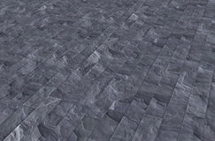 Slate floor background Stock Photography