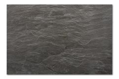 Slate floor tile. Flat background texture of slate floor tile Stock Photos
