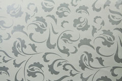Artificial fabric texture slate gray color Royalty Free Stock Images