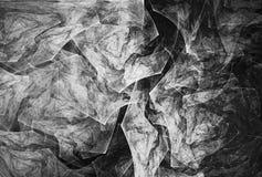 Slate. A slate grey fractal design Stock Photos