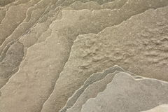 Slate-Like Rock Texture Stock Image