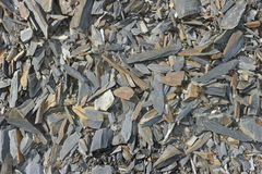 Slate Quarry Stock Image
