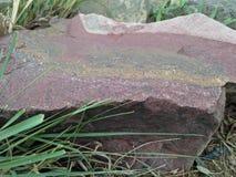 SlateÂ; roca metamórfica de grano fino, foliada; Fotografía de archivo libre de regalías