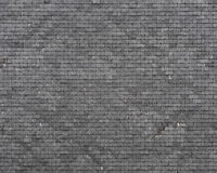 Slate roof background Royalty Free Stock Photo