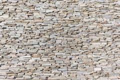 Slate Stone Decor Wall Royalty Free Stock Image