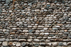 Slate Stone wall texture Royalty Free Stock Photos