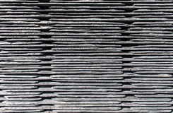 Slate - Texture/Background. Slate - Detail on Slate Sculpture at Blaenau Ffestiniog Royalty Free Stock Image